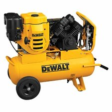 17 Gallon 270cc (9 HP), 150 PSI Air Compressor with 18V Battery Start