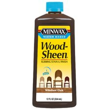 12 Oz Windsor Oak Water Based WoodSheen Wood Stain