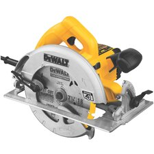 "<strong>DeWalt</strong> 7.25"" Lightweight Circular Saw"
