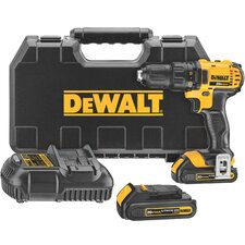 Lithium Ion Compact Drill and Driver Kit