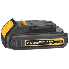 <strong>DeWalt</strong> Lithium Ion Compact Battery
