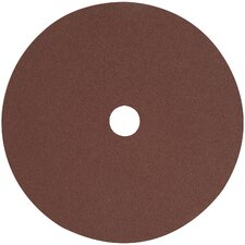 "4.5"" 24 Grit High Performance Aluminum Oxide Fiber (Set of 5)"