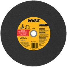 "14"" Chop Saw Wheel"