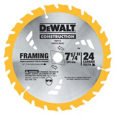 "7.13"" 36 TPI Finishing Saw Blade"