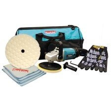 <strong>Makita</strong> 7 Polisher Value Pack With Tool Bag