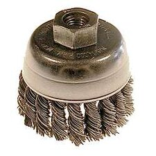 Cup Knot Wire Brush
