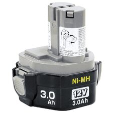 12 Volt Ni-MH Battery Pack