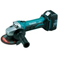 "<strong>Makita</strong> 18V LXT Cordless Cut-Off/Angle Grinders - 18v lxt lithium ion 4-1/2"" grinder/cut off tool"