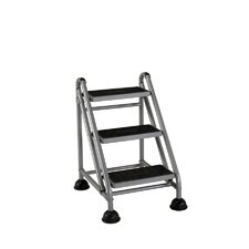 3 Step Rolling Step Ladder