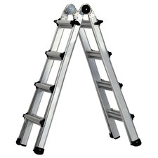 World's Greatest 17ft Multi-Use Ladder
