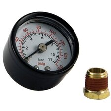 Bostitch - Compressor Gauges 2In Comp Gauge 1/8In Npt: 688-Gauge-2 - 2in comp gauge 1/8in npt