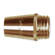 """25CT-62-S 5 Standard Coarse Thread Nozzle With 5/8"""" Bore (1/8"""" Tip Recess) (Set of 2)"""