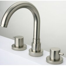 <strong>LaToscana</strong> Elba Double Handle Deck Mount Roman Tub Faucet Trim Lever Handle