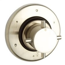 <strong>LaToscana</strong> Diverter Valve With Brushed Nickel Trim