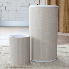 Raine Hamper with Wastebasket Set
