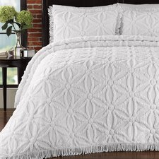 Arianna Chenille Bedspread Set