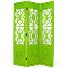 Spider Web 3 Panel Room Divider