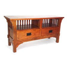 """Architectural 48"""" TV Stand"""