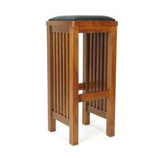 "Jones 30"" Bar Stool with Cushion"