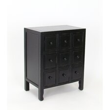 Suchow 9 Drawer CD Chest