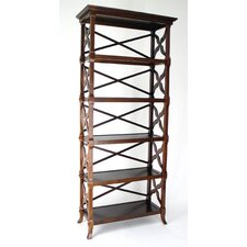 """Charter 73.5"""" Bookcase"""