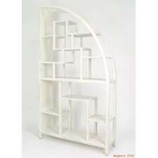 Hangchu Display Unit in White