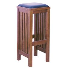 Jones Bar Stool with Cushion