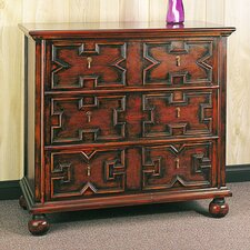 <strong>Wayborn</strong> Lu Pan 3 Drawer Dresser