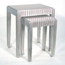 <strong>Wayborn</strong> 2 Piece Nesting Tables