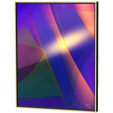 Insanity Limited Edition Framed Canvas - Scott J. Menaul