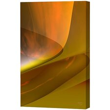 Modern Mustard Limited Edition Canvas - Scott J. Menaul