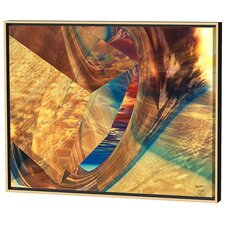 <strong>Menaul Fine Art</strong> Sph, Cube and Pyramid II Limited Edition Framed Canvas - Scott J. Menaul