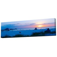 Clearwater Beach Limited Edition by Scott J. Menaul Framed Photographic Print