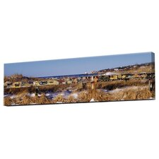 Gloucester Snow Rail Limited Edition Canvas - Scott J. Menaul
