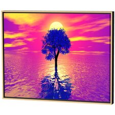 Oak Tree Limited Edition by Scott J. Menaul Framed Graphic Art