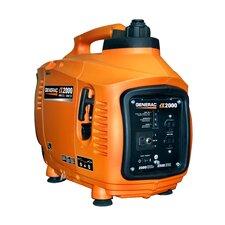 2000 Watt Gas Inverter Generator