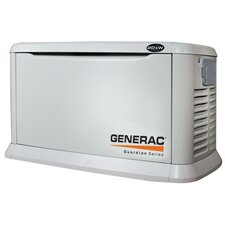 20 Kw Air-Cooled Single Phase 120/240 V Standby Generator