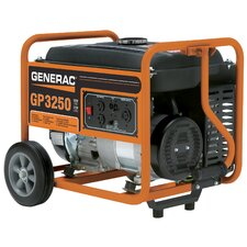 GP3250- 3250 Watt Portable Gas Powered Generator 49 State