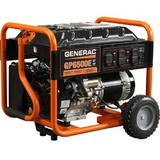6500 Watt GP6500E Portable Generator