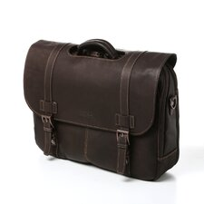 Columbian Leather Laptop Briefcase