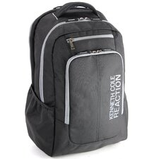 Invader R-Tech 420D Dobby, Printed 600D or 1680D Poly Backpack with Laptop Holder
