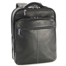 """Columbian Leather """"Back-stage Access"""" Computer Backpack"""