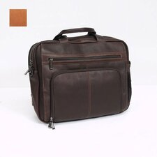 "Out Of The Bag - 5–6 ½"" Expandable Double Gusset Zip-Top Portfolio/Laptop Case"