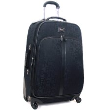 "Taking the Wheel 25"" Expandable Spinner Suitcase"
