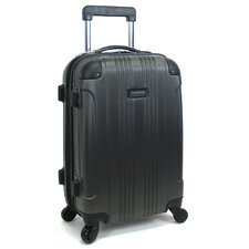 "Out Of Bounds ""Check It Out"" 20"" Upright / Carry-On in Charcoal"