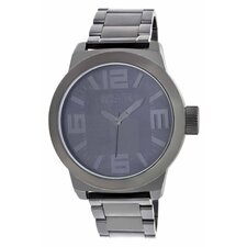 Men's Bracelet Watch in Black