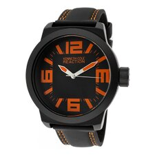 Men's Round Watch