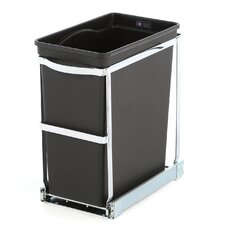 30 L / 8 Gal, Under Counter Pull Out Trash Can, Commercial Grade
