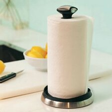 Quick Load Paper Towel Holder, Stainless Steel
