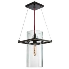 Square Ring 1 Light Mini Pendant